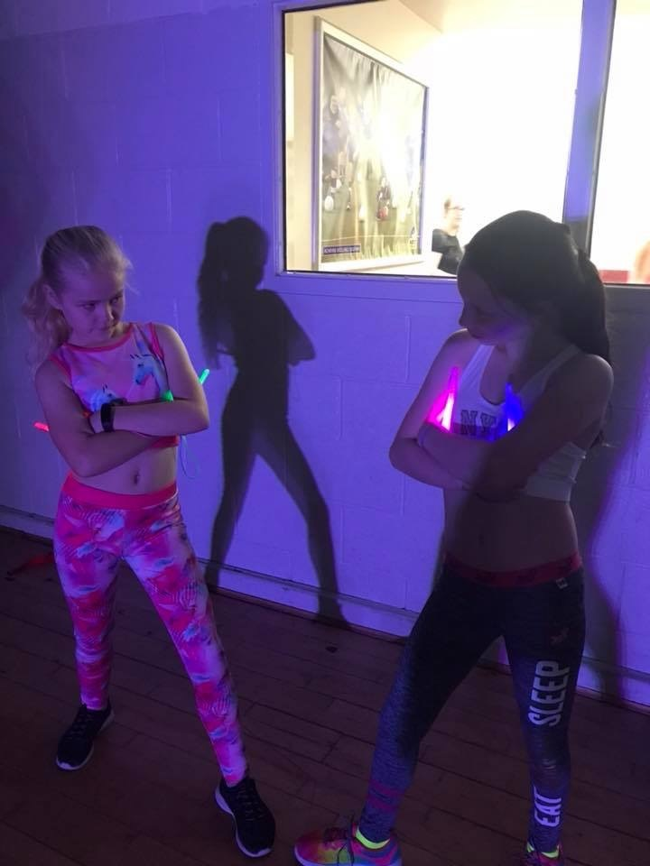 Family Clubberise Fun every Saturday morning 09:15am - 10:00am! Get those glow sticks out ready for a fun filled session of dance and sass!