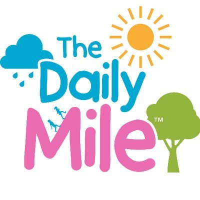 Did you know Astley Sports Village supports and encourages everyone to carry out the Daily Mile. This can either be a mile is distance or a 15 minute period in the day where you and your children are being physically active by walking or running.  The great bonus is it is completely FREE of charge and doesn't require any equipment and can be done anywhere!