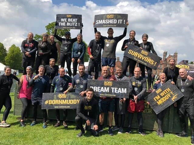 Being a member of Astley Sports Village also gives you the fantastic opportunity to challenge yourself taking part in a wide range of external events alongside other members and also the staff! Here is the Team ASV Born Survivor 2019 photo after completing 33 obstacles across 10k distance.